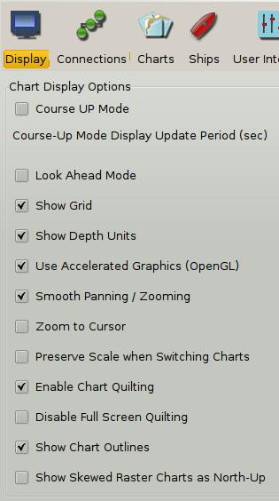 OpenCPN User Manual